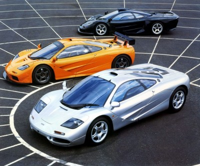 The top 10 Fastest Cars in the world